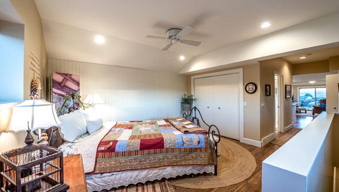 Serenity Ranch Barn Bedroom