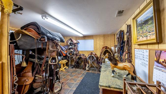 Serenity Ranch Barn Storage