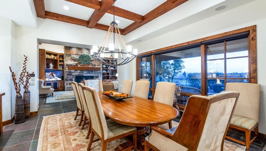 Serenity Ranch Dining Room