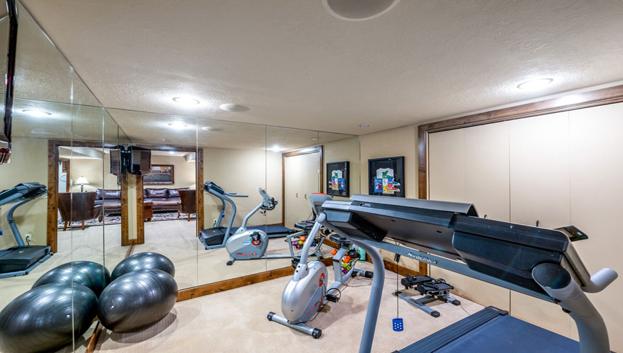 Serenity Ranch Exercise Room