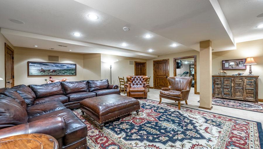 Serenity Ranch Family Room