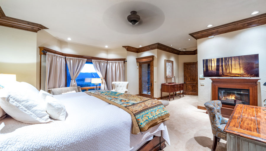 Serenity Ranch Master Suite