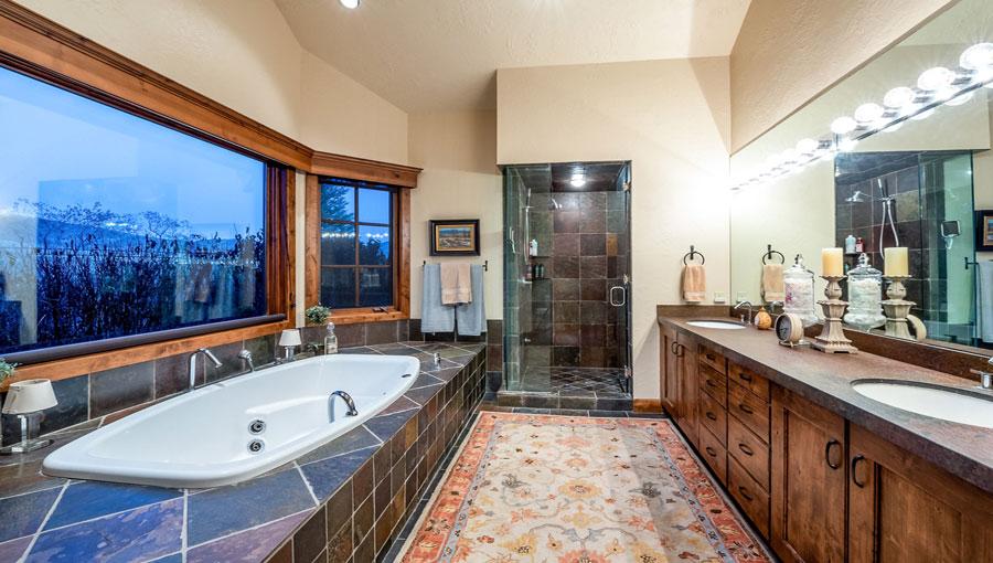 Serenity Ranch Master Suite Bathroom