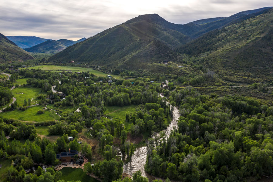 Trail Creek Canyon Ranch Viewscapes and Recreation