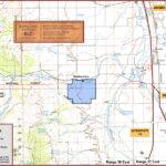 Ox Yoke Farm Topo Map