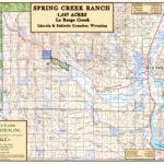 Spring Creek Area Map